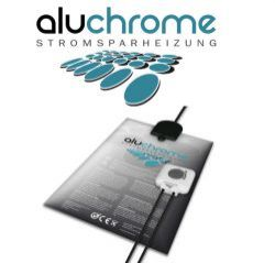 Heizelement Alu Chrome